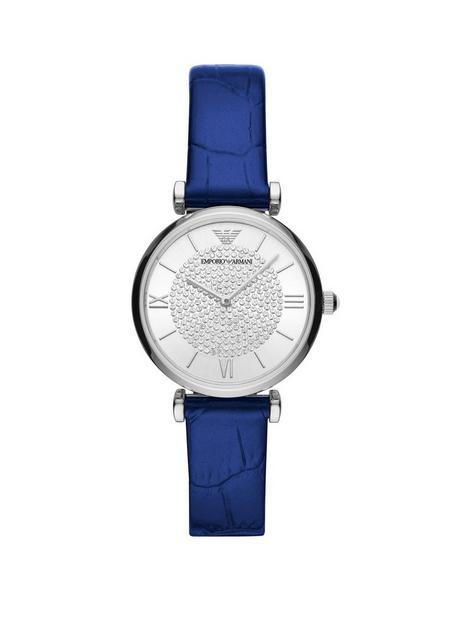 emporio-armani-emporio-armani-white-dial-blue-leather-strap-watch