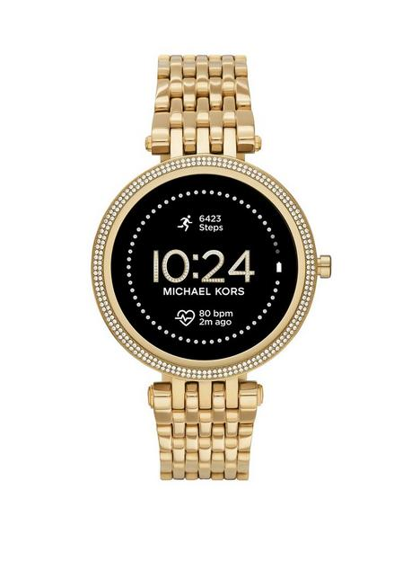 michael-kors-gen-5e-darci-smartwatch-gold-tone-stainless-steel