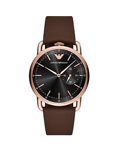emporio-armani-emporio-armani-black-dial-brown-leather-strap-watch