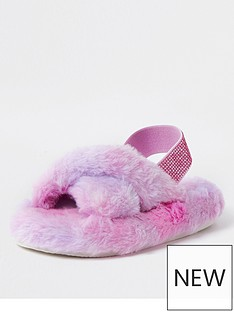 river-island-mini-girls-ombre-fauxnbspfur-slippers--nbsppink