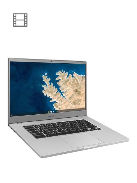 samsung-chromebook-4-156in-fhdnbspintel-celeron-4gb-ram-32gb-ssd-titan-grey