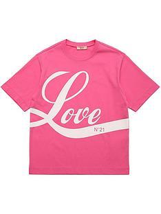 no-21-girls-love-n021-tee-pink