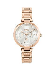 hugo-hugo-hope-multi-silver-white-dial-and-carnation-gold-bracelet-ladies-watch