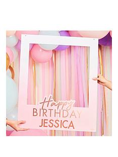 ginger-ray-rose-gold-foiled-personalised-happy-birthday-polaroid-frame