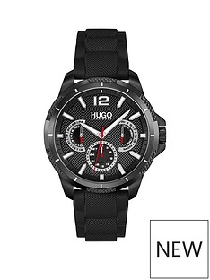 hugo-hugo-sport-black-dial-and-black-silicon-strap-gents-watch