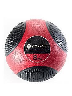 pure2improve-deluxe-medicine-ball-8kg