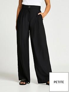 ri-petite-wide-leg-trouser-black