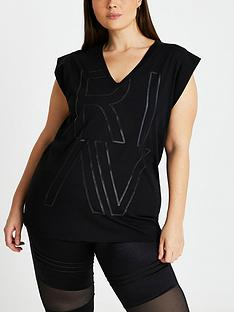 ri-plus-active-v-neck-t-shirtnbsp--black