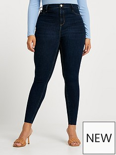 ri-plus-mid-rise-molly-jegging-dark-blue