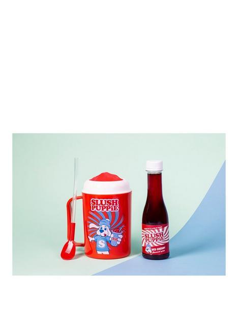 slush-puppie-slushie-making-cup-amp-red-cherry-syrup-gift-set