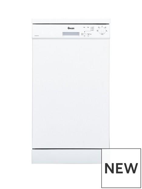 swan-swansdw2011w-10-place-slimline-dishwasher-white