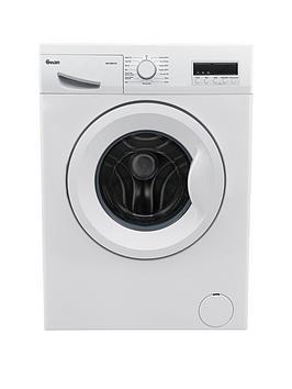 Swan Swansw15821W 7Kg Load, 1200 Spin Washing Machine - White