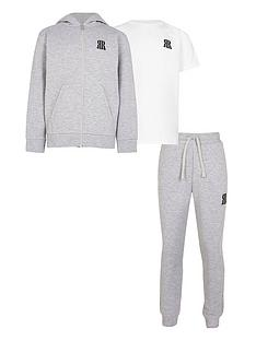 river-island-boys-3-piece-tracksuit-and-tshirt-set--nbspgrey