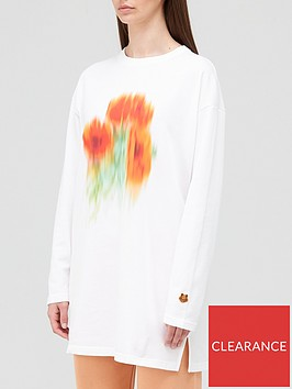 kenzo-floral-long-sleeve-t-shirt-white