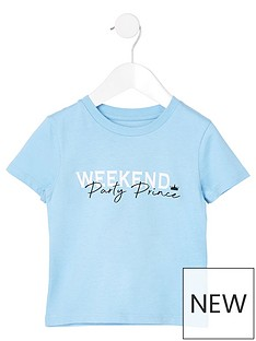 river-island-mini-mini-boys-weekend-t-shirt--nbspblue