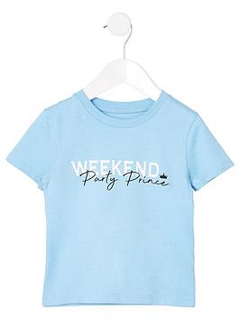 river-island-mini-mini-boys-weekend-t-shirt--nbspblue