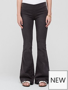 free-people-penny-flare-jeans-black