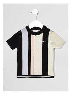 river-island-mini-mini-boysnbspriver-striped-t-shirt--nbspmulti