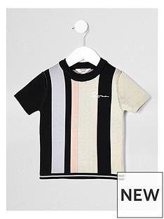 river-island-mini-mini-boysnbspriver-striped-t-shirt--nbspmulti