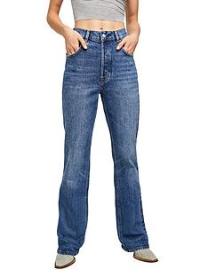free-people-french-girl-flare-jeans-blue