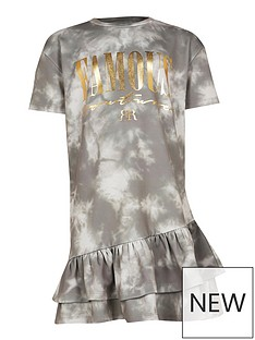 river-island-girls-tie-dye-frill-tshirt-dress-grey