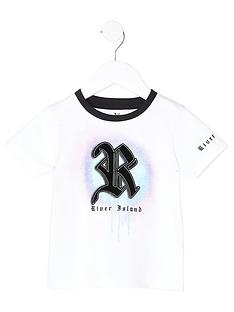 river-island-mini-mini-boys-graffiti-drip-t-shirt--nbspwhite