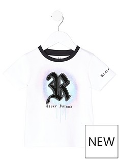 river-island-mini-mini-boys-graffiti-drip-t-shirt--nbspwhite