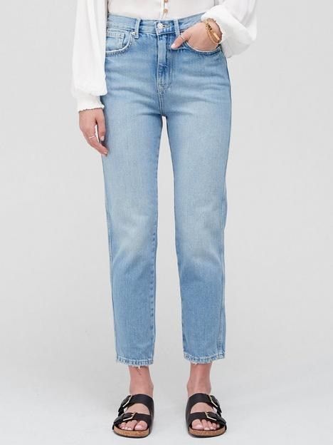 free-people-stove-pipe-slim-fit-cropped-jeans-blue