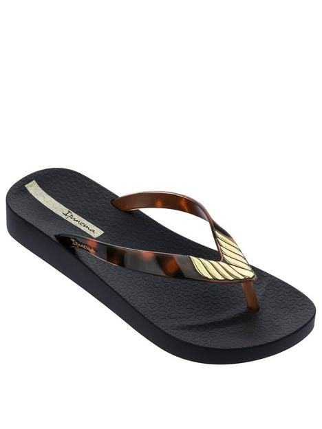 ipanema-elegance-soft-flip-flop--nbspblack