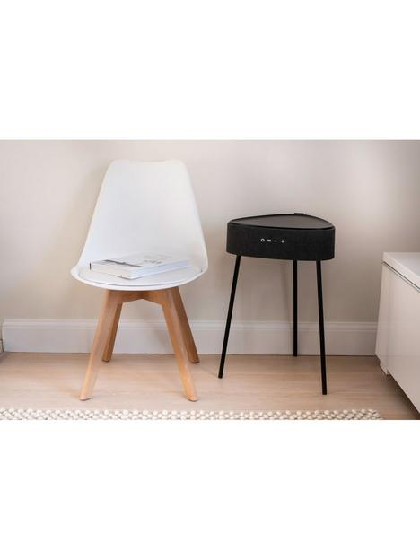 koble-riva-side-table-with-wireless-charging-and-bluetooth-speaker--nbspblack