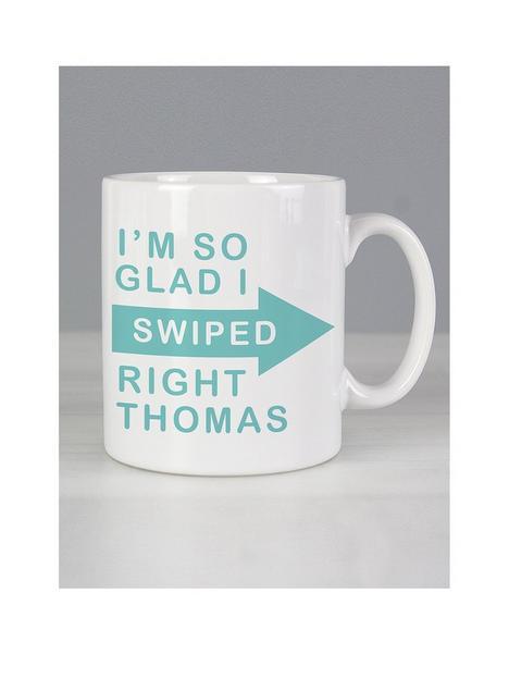 the-personalised-memento-company-personalised-glad-i-swiped-right-mug