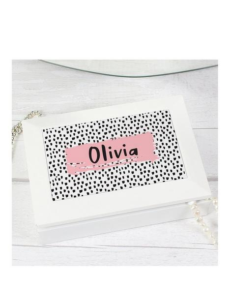 the-personalised-memento-company-personalised-dotty-heart-jewellery-box
