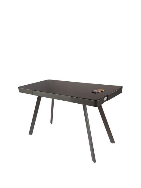 koble-silas-20-desk-with-wireless-charging-speakers-and-bluetooth-connectionnbsp--charcoal