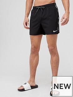 nike-logo-tape-5-inch-swim-shorts-black