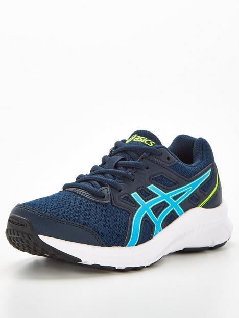 asics-jolt-3-junior-trainers-blue