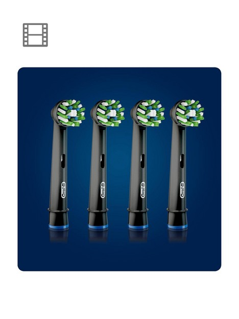 oral-b-oral-b-crossaction-toothbrush-head-black-edition-with-cleanmaximiser-technology-pack-of-4-counts