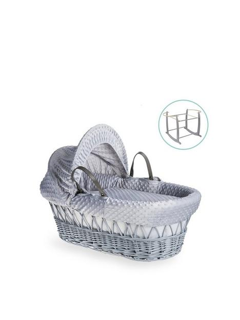 clair-de-lune-dimple-grey-wicker-basket-with-grey-deluxe-stand-grey