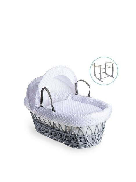 clair-de-lune-dimple-grey-wicker-basket-with-grey-deluxe-stand-white