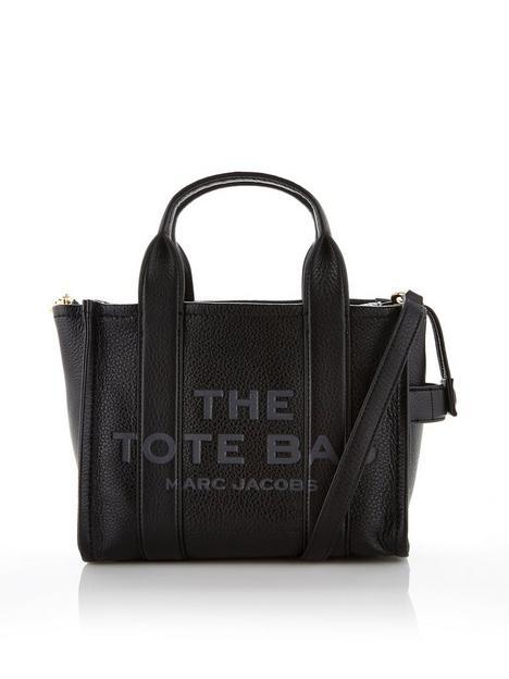 marc-jacobs-mini-traveler-tote-black