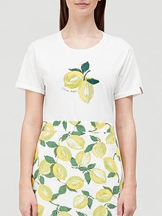 fabienne-chapot-romynbsplemon-t-shirt-white
