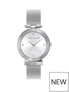 ted-baker-ted-baker-silver-dial-stainless-steel-mesh-strap-ladies-watch