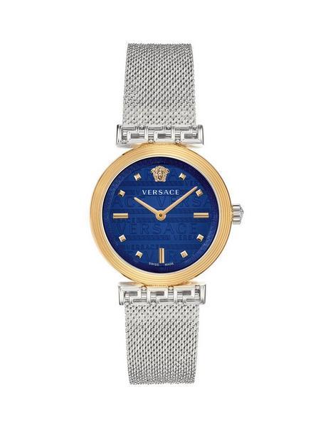 versace-versace-greca-motiv-ladies-blue-dial-stainless-steel-bracelet-watch