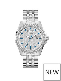 guess-guess-comet-mens-stainless-steel-bracelet-dress-watch