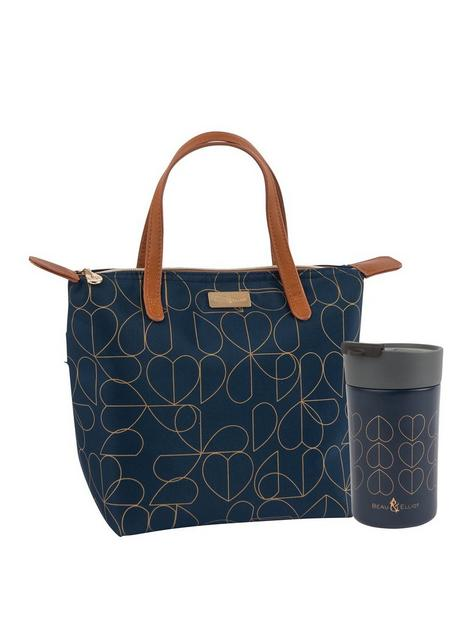 beau-elliot-beau-elliot-7-litre-luxury-lunch-tote-navy-300ml-stainless-steel-travel-mug