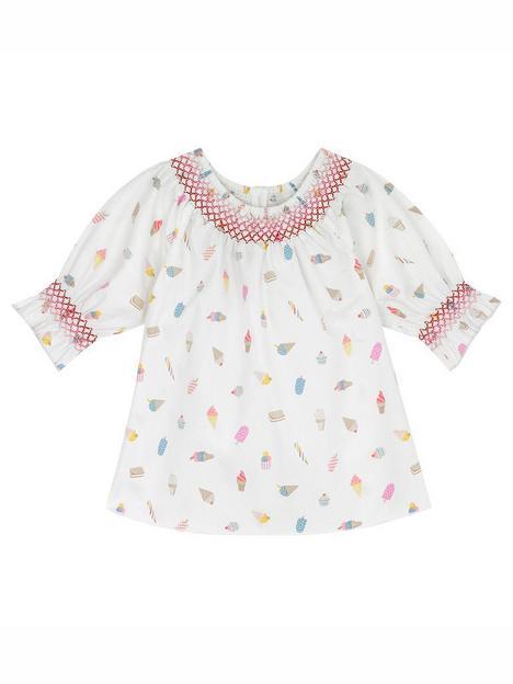 cath-kidston-girls-ice-cream-short-sleeve-blouse-ivory