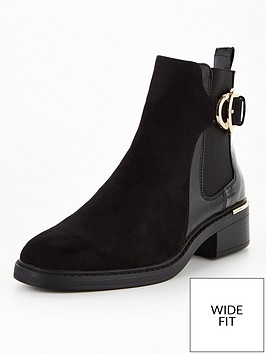 v-by-very-wide-fit-buckle-ankle-boot-black