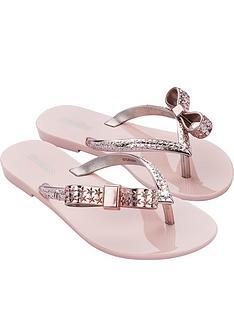 mini-melissa-mini-harmonic-stars-sandals-blush