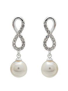 jon-richard-silver-plate-infinity-and-pearl-earring
