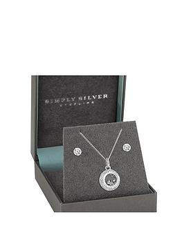 simply-silver-simply-silver-sterling-silver-925-cubic-zirconia-shaker-3-piece-hot-offer-set