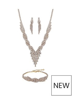 mood-rose-gold-plated-crystal-diamante-3pc-set
